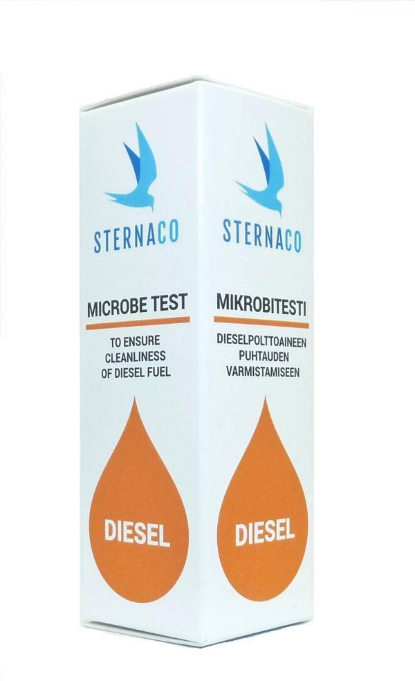 Kotimainen testi dieseltankeille